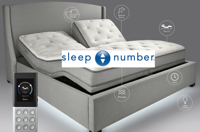 Sleep iq bed price for Sleep number mattress prices