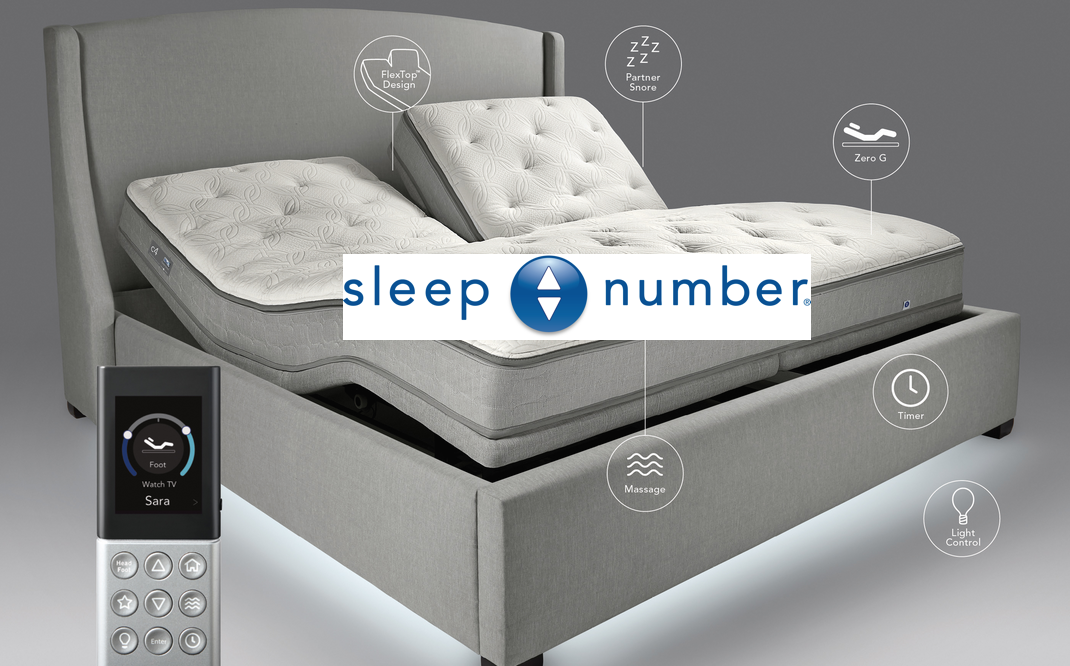 Sleep number bed review mattress reviewer for Sleep by number mattress