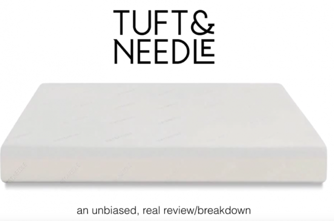 tuft-and-needle-review